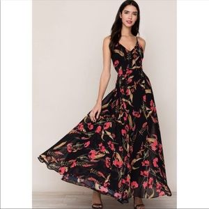 Yumi Kim Ruby Romance Maxi Dress. XS